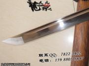 萨摩装胁差 武士刀 T10烧造 ★★★★