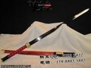 红木八面汉剑|汉剑|高碳钢|★★★|
