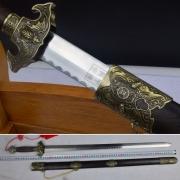 龙泉月福宝剑|镇宅宝剑|龙泉宝剑