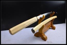 木装一体锰钢打刀|高碳钢|武士刀|★★★