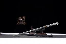 骷髅武士唐刀|高碳钢|唐刀