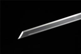 长款武士唐刀|唐刀|中碳钢|★★★
