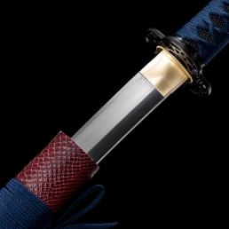 川山和铁镡武士刀|武士刀|高碳钢|★★★
