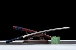川山和铁镡武士刀 武士刀 高碳钢 ★★★