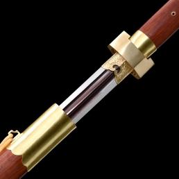 至尊剑|汉剑|花纹钢|双大槽汉剑|★★★
