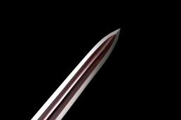 至尊剑 汉剑 花纹钢 双大槽汉剑 ★★★