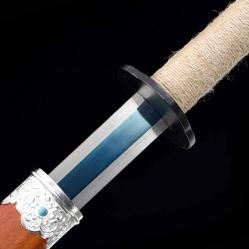 环首六面剑|宝剑|高碳钢60锰|★★